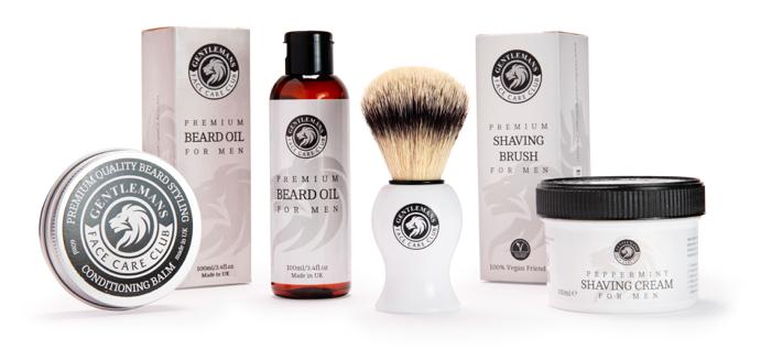 gentleman's face care club mens grooming product range