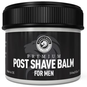 GFCC After Shave Balm - Front - Gentlemans Face Care Club