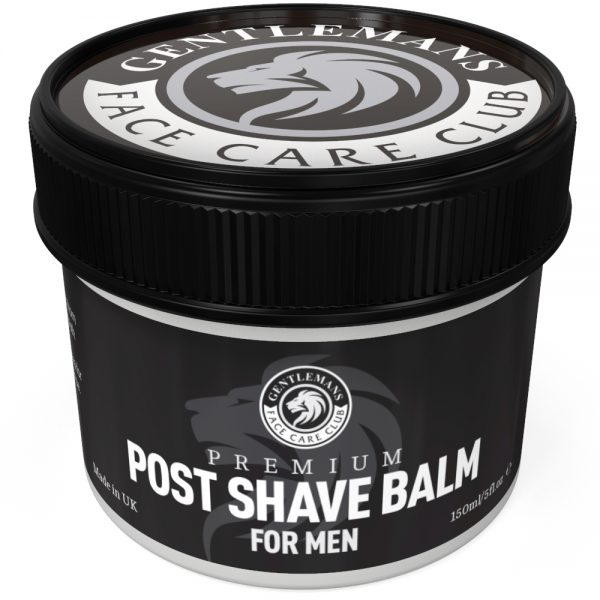 GFCC After Shave Balm - Top - Gentlemans Face Care Club