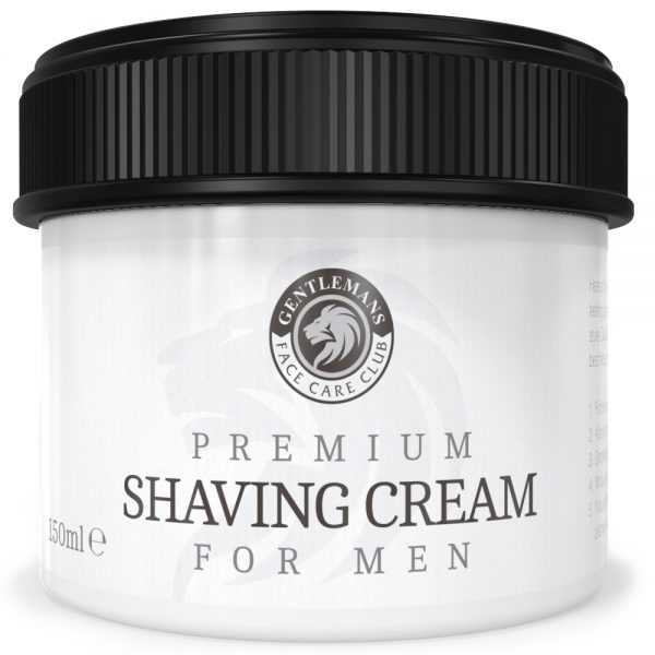 GFCC Sandalwood Shaving Cream - Gentlemans Face Care Club