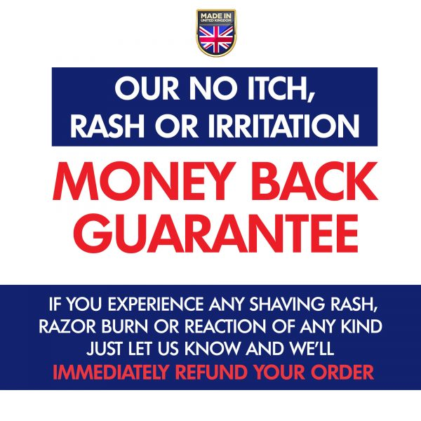 Sandalwood Shave Cream - Money Back Guarantee - GFCC