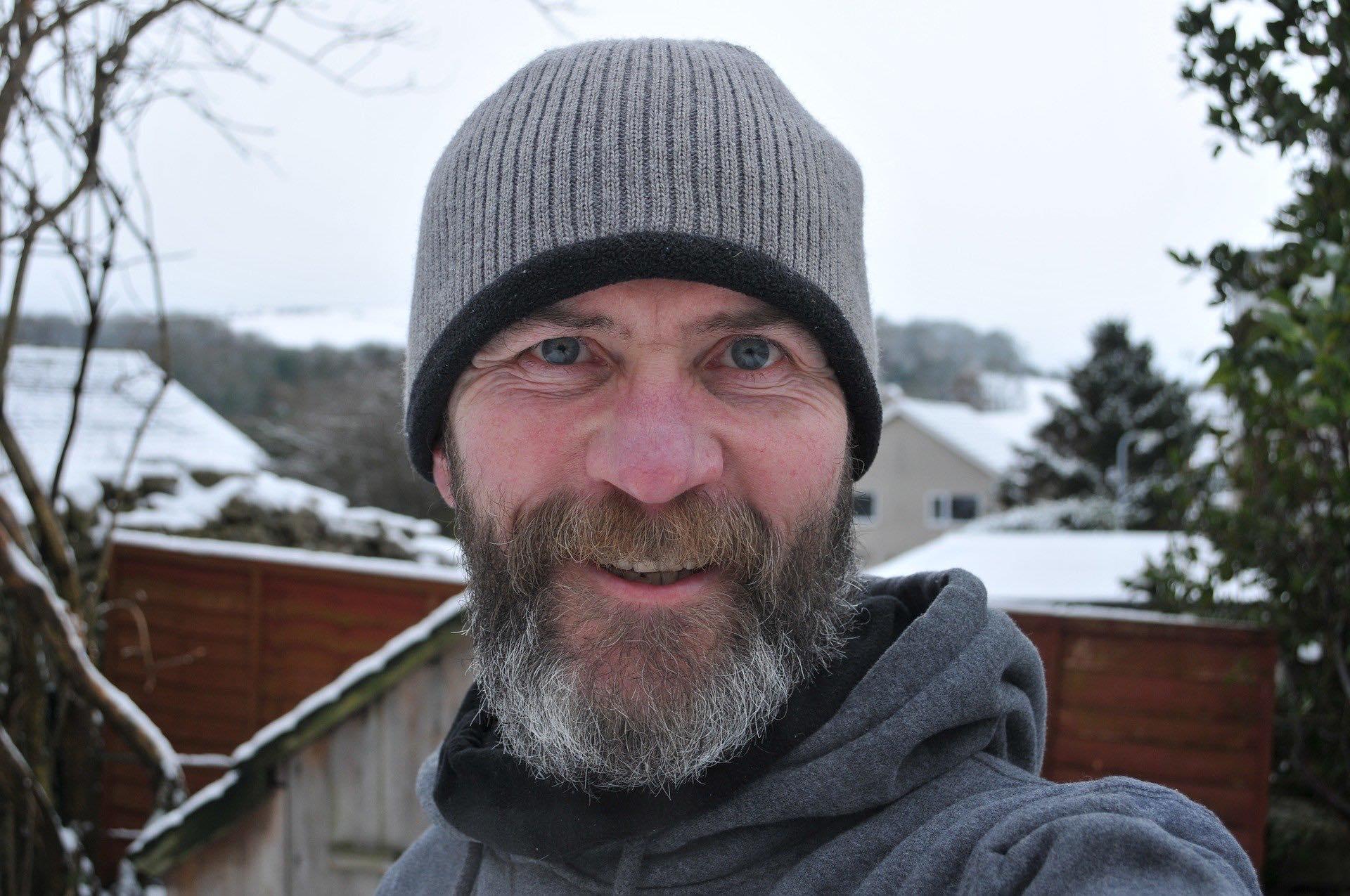 popular beard styles include the lumberjack look